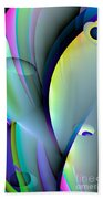 Abstract 80 Beach Towel