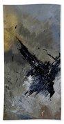 Abstract 88111102 Beach Towel