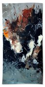 Abstract 8811114 Beach Towel