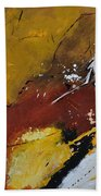 Abstract 88119011 Beach Towel