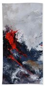 Abstract 8821013 Beach Towel