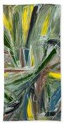 Abstract Art Fifteen Beach Towel