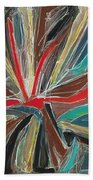 Abstract Art Sixteen Beach Towel