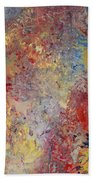 Abstract Beach Towel