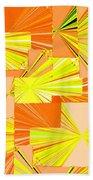 Abstract Fusion 14 Beach Towel