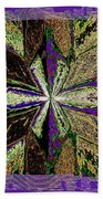 Abstract Fusion 145 Beach Towel