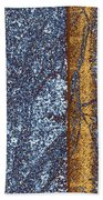 Abstract Fusion 152 Beach Towel