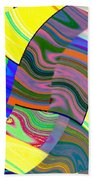 Abstract Fusion 31 Beach Towel
