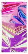 Abstract Fusion 41 Beach Towel
