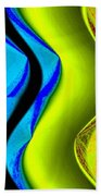 Abstract Fusion 85 Beach Towel
