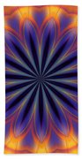 Abstract Kaleidoscope Beach Towel