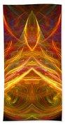 Abstract Ninety-five Beach Towel