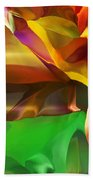 Abstraction 091412 Beach Towel