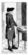 Adam Smith, Scottish Philosopher & Beach Towel