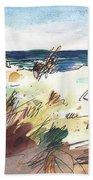 Albufera De Valencia 02 Beach Towel
