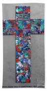 All Things Are Possible Beach Towel