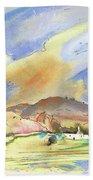 Almeria Region In Spain 01 Beach Towel