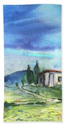 Almeria Region In Spain 02 Beach Towel
