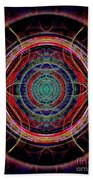 Almost Mandala Beach Towel