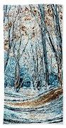 Ambresbury Banks Beach Towel