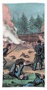 American Civil War, Battle Of Cold Beach Towel