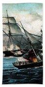 American Civil War, Battle Beach Towel