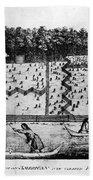 American Farm: Plan, 1793 Beach Sheet