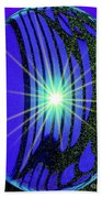 An Orb In Abstract 2 Beach Towel