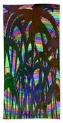 And They All Came Tumbling Down Beach Towel