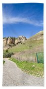 Andalucia Countryside In Spain Beach Towel