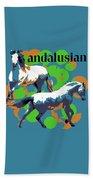 Andalusian Beach Towel
