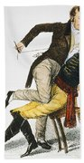 Andrew Jackson: U.s. Bank Beach Towel