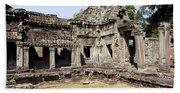 Angkor Archaeological Park Beach Towel