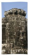 Angkor Thom IIi Beach Towel