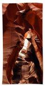Antelope Slot Canyon Beach Towel