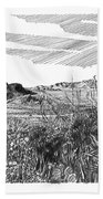 Anthony Gap New Mexico Texas Beach Towel