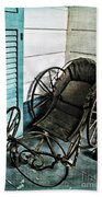 Antique Baby Carriage Beach Towel