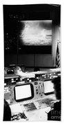 Apollo 11: Mission Control Beach Towel