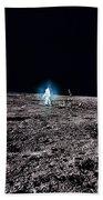 Apollo 12 Astronaut Beach Towel