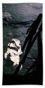 Apollo 14 Astronaut Al Shepard Beach Towel