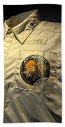 Apollo Space Suit Beach Towel