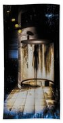 Apparition Beach Towel by Bob Orsillo