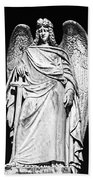 Archangel By Night Beach Towel