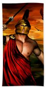 Ares Beach Towel