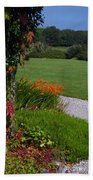 Around The Bend Beach Towel