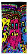 Arrow Head Beach Towel