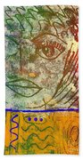 Art   Always Remember Truth Beach Towel by Angela L Walker