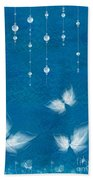 Art En Blanc - S11dt01 Beach Towel