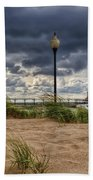 As The Storms Roll Through 2 Beach Towel