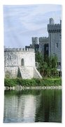 Ashford Castle, Lough Corrib, Co Mayo Beach Towel